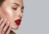 niedoskonałości po makijażu